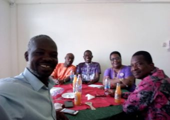Curriculum Development Meeting of the Department of Pastoral Ministry